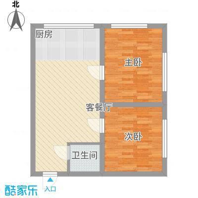 兴政西里兴政西里户型图户型图2室1厅1卫1厨户型2室1厅1卫1厨