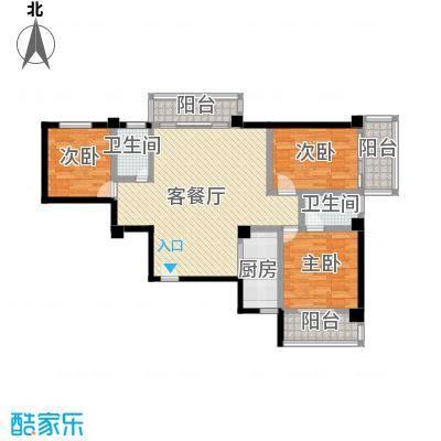鸿都大厦137.01㎡鸿都大厦户型图户型图3室3室2厅2卫1厨户型3室2厅2卫1厨
