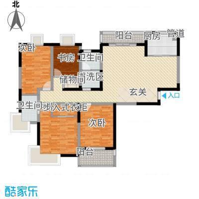 凤凰和熙苑凤凰和熙苑户型图户型图4室4室2厅2卫1厨户型4室2厅2卫1厨