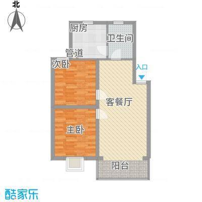 今日家园78.51㎡今日家园户型图户型图2室2室2厅户型2室2厅