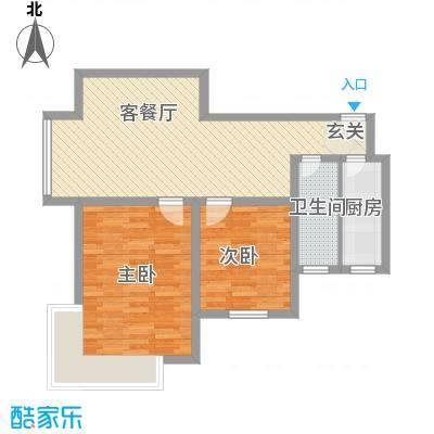 名仕嘉园88.30㎡名仕嘉园户型图户型图2室2室2厅1卫1厨户型2室2厅1卫1厨