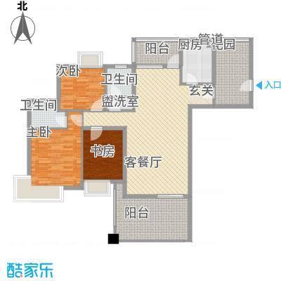 云河湾130.00㎡云河湾户型图户型图3室3室2厅2卫1厨户型3室2厅2卫1厨