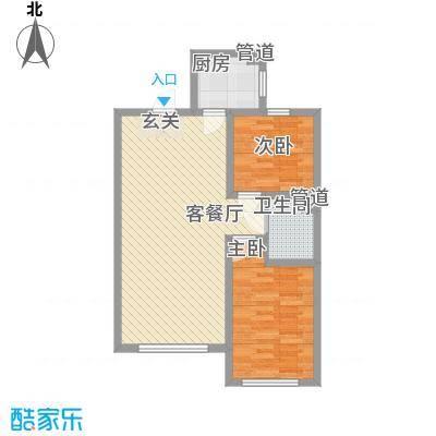 化纤厂小区62.00㎡化纤厂小区62.00㎡2室户型2室