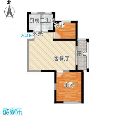 江苏省高级专家园江苏省高级专家园户型图户型图2室2室1厅1卫1厨户型2室1厅1卫1厨