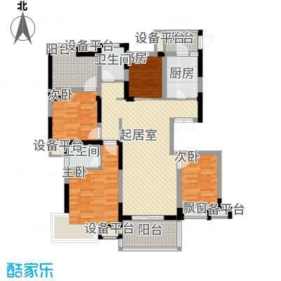 二期9幢3-10层F20户型(2013.3.27)