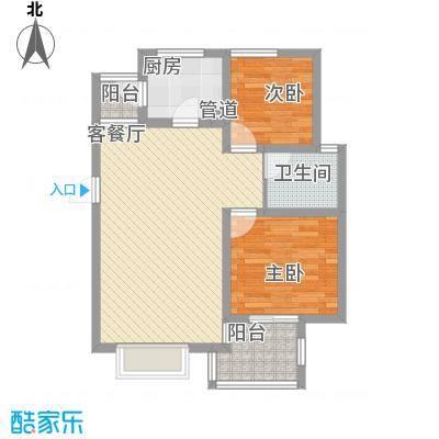 东郊小镇第三街区东郊小镇第三街区户型图户型图2室2室1厅1卫1厨户型2室1厅1卫1厨