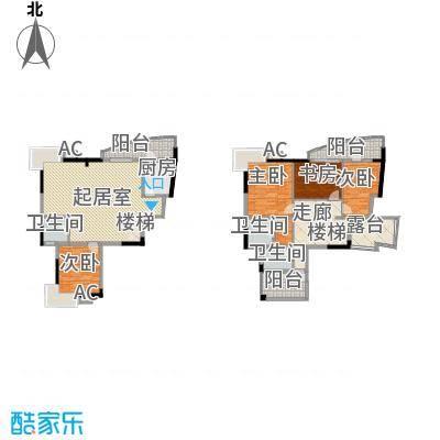 紫金银座181.79㎡紫金银座户型图户型图4室4室2厅3卫户型4室2厅3卫