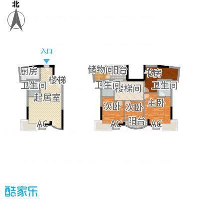 紫金银座173.86㎡紫金银座户型图户型图5室5室2厅3卫户型5室2厅3卫