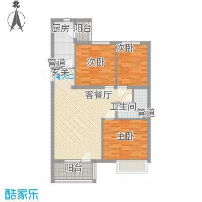 金色漫香林别墅金色漫香林别墅户型图户型图3室1厅1卫1厨户型3室1厅1卫1厨
