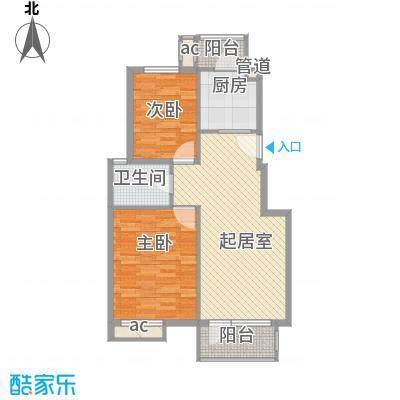 金色漫香林别墅金色漫香林别墅户型图户型图2室1厅1卫1厨户型2室1厅1卫1厨