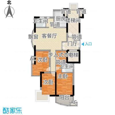 绿岛华庭122.00㎡绿岛华庭户型图户型图3室3室2厅2卫1厨户型3室2厅2卫1厨