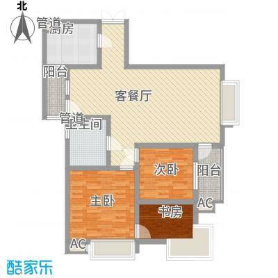 三丰公寓109.45㎡三丰公寓户型图户型A33室2厅1卫1厨户型3室2厅1卫1厨