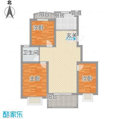 银河湾紫苑银河湾紫苑户型图户型图3室户型3室