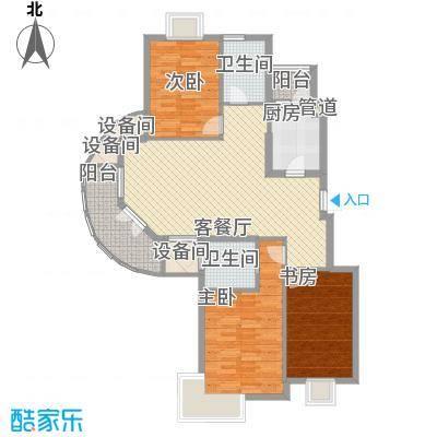 湖滨世纪花园130.00㎡湖滨世纪花园户型图户型图3室3室2厅2卫1厨户型3室2厅2卫1厨