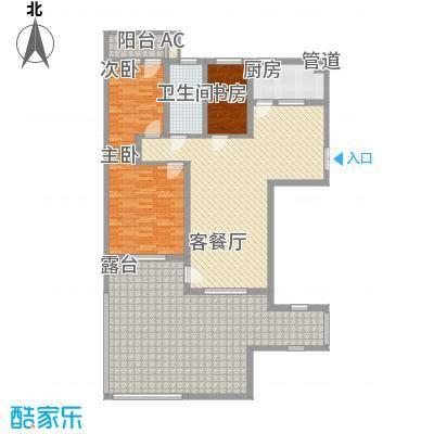 三丰公寓106.49㎡三丰公寓户型图户型F33室2厅1卫1厨户型3室2厅1卫1厨