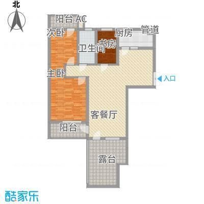 三丰公寓112.17㎡三丰公寓户型图户型F53室2厅1卫1厨户型3室2厅1卫1厨