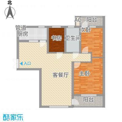 三丰公寓112.17㎡三丰公寓户型图户型F3室2厅1卫1厨户型3室2厅1卫1厨