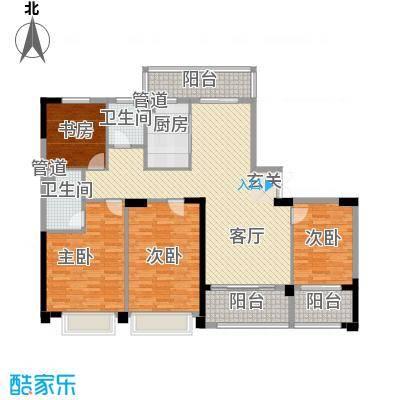 新区花苑新区花苑户型图户型图4室2厅2卫1厨户型4室2厅2卫1厨