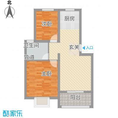 东景苑1328578631840_000户型2室2厅1卫1厨