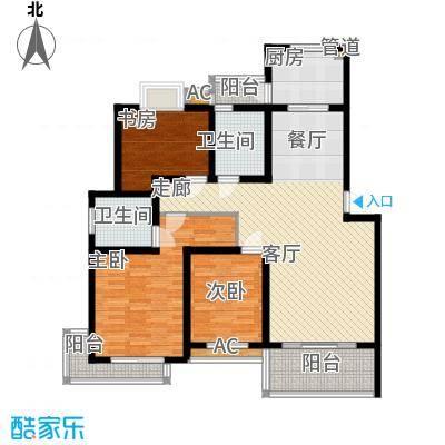 森隆蓝波湾森隆蓝波湾10室户型10室