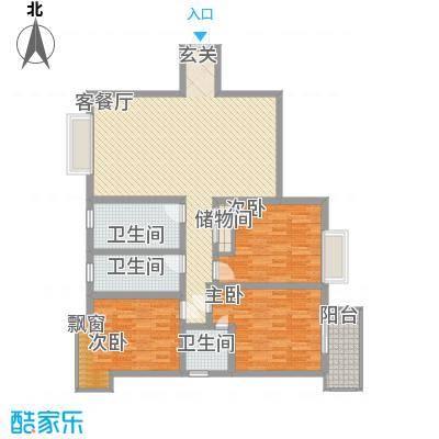 栖霞天韵栖霞天韵户型图户型图3室3室2厅2卫1厨户型3室2厅2卫1厨