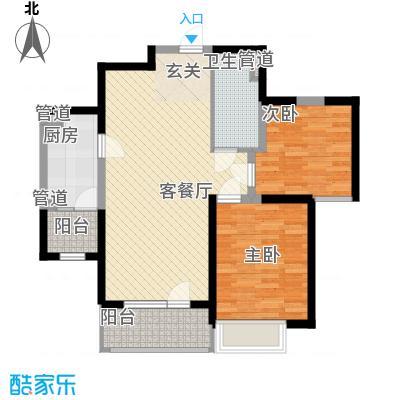 华业东方玫瑰D5-04户型10室