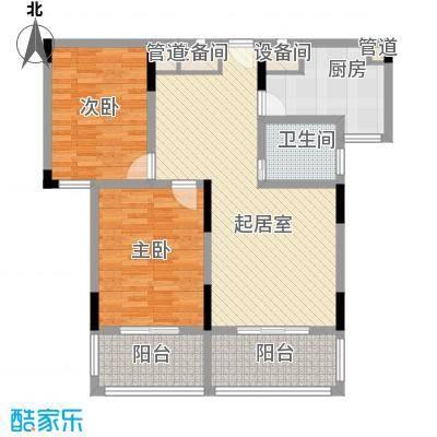 长江花园225.00㎡长江花园4室户型4室