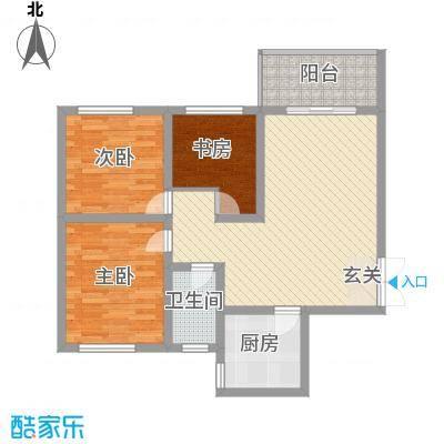 麓谷锦和麓谷锦和户型图3室2厅户型图3室2厅1卫1厨户型3室2厅1卫1厨