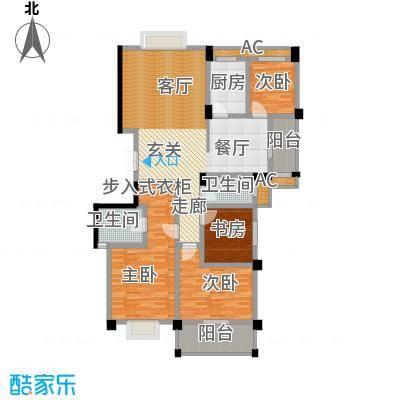 中江国际花城中江国际花城0室户型10室