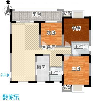 景江雅苑D户型10室