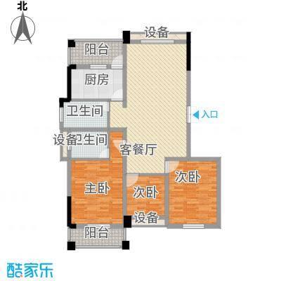 盛湘家园119.00㎡3室