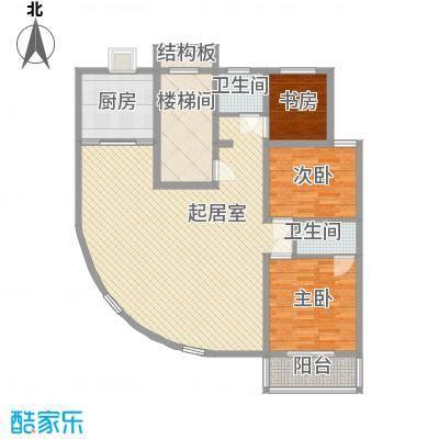 曙光商住楼曙光商住楼3室2厅户型3室2厅
