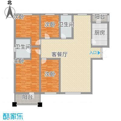 我的家园188.00㎡我的家园户型10室