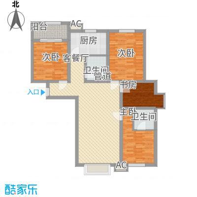 名门花园名门花园户型图4室2厅1户型10室