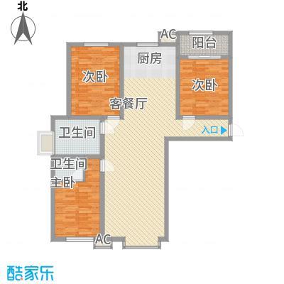 名门花园名门花园户型图3室2厅2户型10室