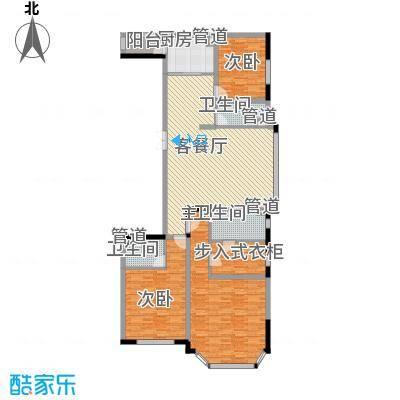 万豪汇景新城182.40㎡万豪汇景新城户型图3室2厅3卫户型10室
