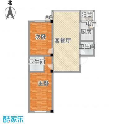 瑞阳广场112.95㎡瑞阳广场户型图3室户型10室
