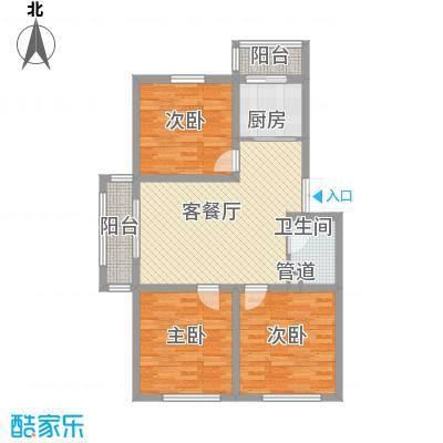 农研宿舍农研宿舍户型图3室1厅13室1厅1厨户型3室1厅1厨