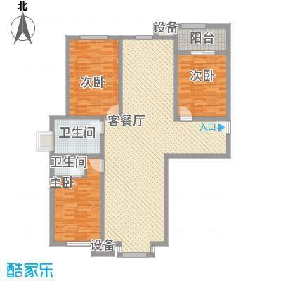 东岭小区东岭小区户型图3户型10室