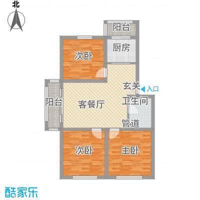 电业小区电业小区户型图3室1厅13室1厅1卫1厨户型3室1厅1卫1厨