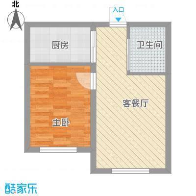 高格蓝湾53.45㎡高格蓝湾户型图Z户型图1室1厅1卫户型1室1厅1卫