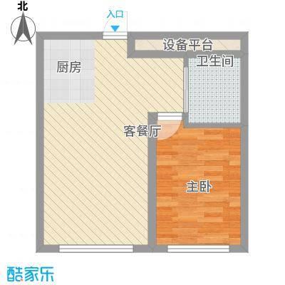 高格蓝湾58.00㎡高格蓝湾户型图1户型图1室1厅1卫户型1室1厅1卫