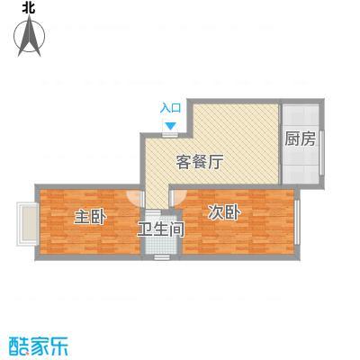 亚泰桃花苑亚泰桃花苑户型图2室1厅1户型10室
