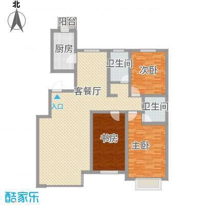 亚泰桃花苑亚泰桃花苑户型图3室2厅1户型10室