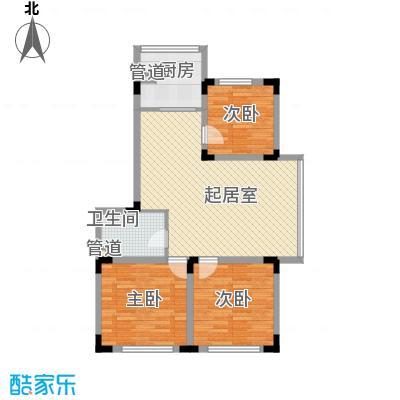 长江花园101.91㎡长江花园户型图3室2厅1卫户型10室