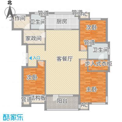 松苑名邸松苑名邸户型10室