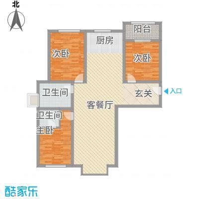 东方之珠龙腾苑东方之珠龙腾苑户型10室