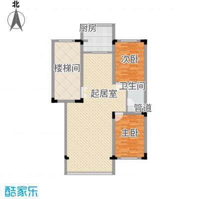 乐东小区56.00㎡乐东小区2室户型2室