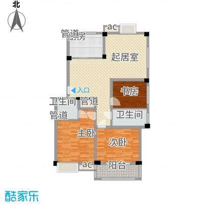 乐东小区61.00㎡乐东小区2室户型2室