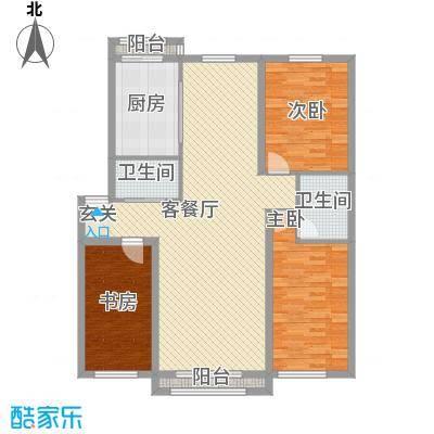 锦城家园锦城家园3室2厅2户型3室2厅